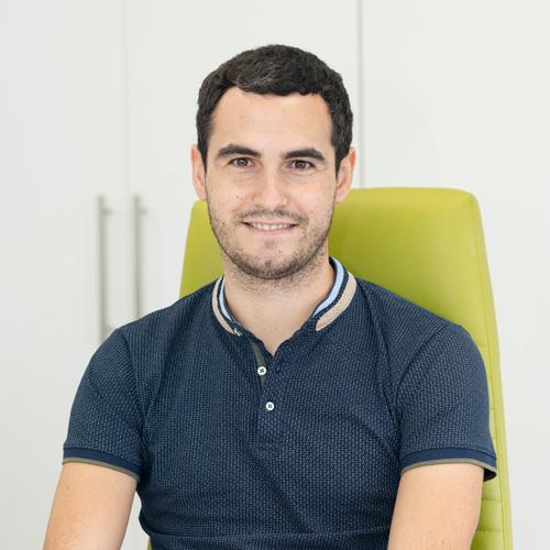 Haritzer Ciriza Director Financiero