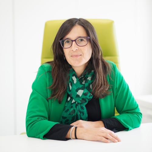 Marian Fernández Responsable de Administración