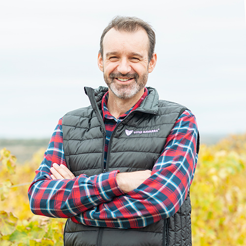 Rafa García Socio y CEO de Vitis Navarra